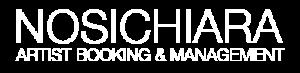 Webseiten Logo Nosichiara Artist Booking und Management groß